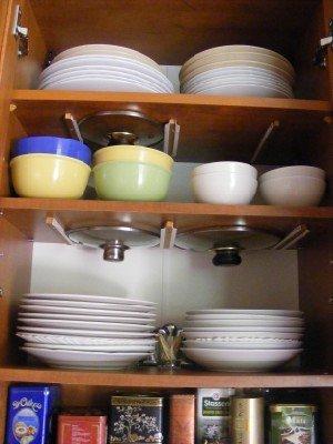 Fedőtartó - A tányéroknál is van!