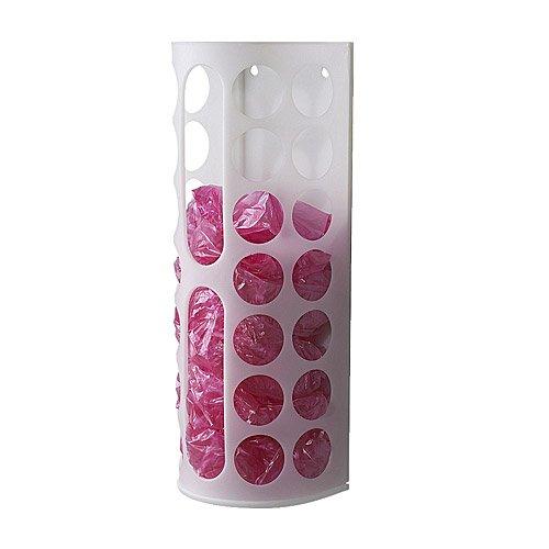 RATIONELL VARIERA Műanyag zsák adagoló IKEA Ideális műanyag zacskók, WC papír vagy konyhai papírtörlők, kesztyűk, zoknik, stb. tárolására.
