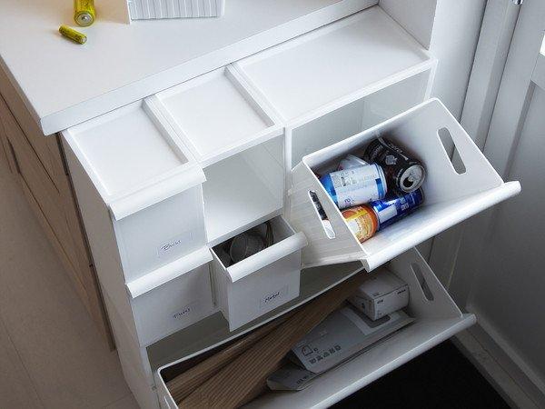 RETUR waste sorting bin $16.90/2-pk (W15×D20XH20cm. 6L), $19.90 (W30×D20XH40cm, 22L), $29 (W60×D20XH40cm, 45L)