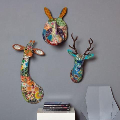 Found by Fab: Giraffe Head Multi