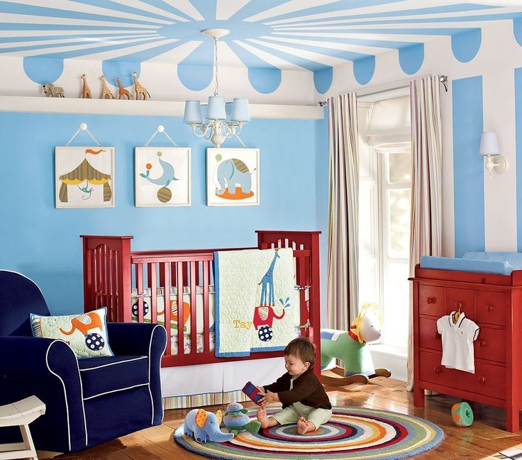 kids circus room
